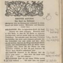 Aglavaine und Selysette : Trauerspiel in fünf Aufzügen [promptbook]