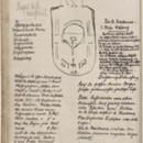 Das Wunder der Nonne Reinildis : Pantomime in zwei Akten und einem Zwischenspiel [promptbook]