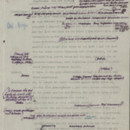 Begrüssung vor dem Vorhang [manuscript]